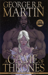 Cover Thumbnail for George R. R. Martin's A Game of Thrones (Dynamite Entertainment, 2011 series) #3
