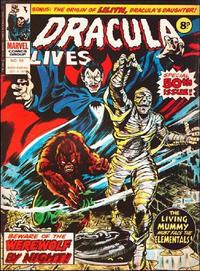 Cover Thumbnail for Dracula Lives (Marvel UK, 1974 series) #50