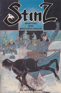 Cover Thumbnail for Stinz: Wartime and Wedding Bells (Brave New Words, 1992 series)