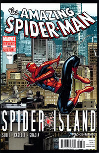 Cover Thumbnail for The Amazing Spider-Man (Marvel, 1999 series) #666 [2nd Printing Variant Cover]