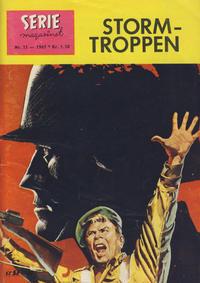Cover Thumbnail for Seriemagasinet (Serieforlaget / Se-Bladene / Stabenfeldt, 1951 series) #11/1967