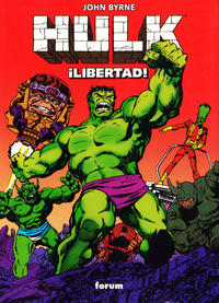 Cover Thumbnail for Hulk: ¡Libertad! (Planeta DeAgostini, 1998 series)