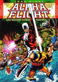Cover Thumbnail for Alpha Flight: Los Sueños Nunca Mueren (Planeta DeAgostini, 2001 series) #1