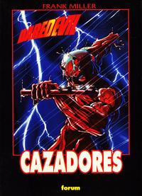 Cover Thumbnail for Obras Maestras (Planeta DeAgostini, 1991 series) #24 - Daredevil: Cazadores