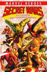 Cover Thumbnail for Coleccionable Marvel Héroes (Panini España, 2010 series) #11 - Secret Wars: La Llegada del Todopoderoso
