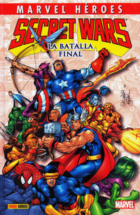 Cover Thumbnail for Coleccionable Marvel Héroes (Panini España, 2010 series) #12