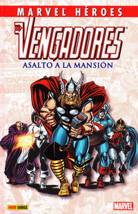 Cover Thumbnail for Coleccionable Marvel Héroes (Panini España, 2010 series) #24