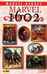 Cover Thumbnail for Coleccionable Marvel Héroes (Panini España, 2010 series) #42
