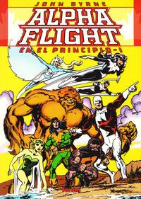 Cover Thumbnail for Alpha Flight: En el Principio (Planeta DeAgostini, 2000 series) #1