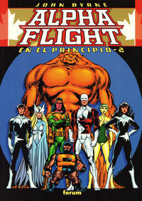 Cover Thumbnail for Alpha Flight: En el Principio (Planeta DeAgostini, 2000 series) #2