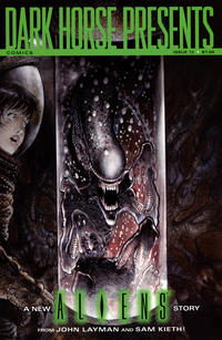 Cover Thumbnail for Dark Horse Presents (Dark Horse, 2011 series) #12 [169] [Kieth Cover]
