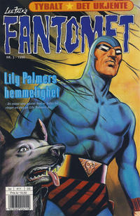 Cover for Fantomet (Hjemmet / Egmont, 1998 series) #3/1998