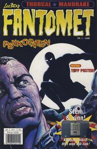 Cover Thumbnail for Fantomet (Hjemmet / Egmont, 1998 series) #1/1998