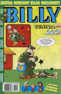 Cover Thumbnail for Billy (Hjemmet / Egmont, 1998 series) #10/2012