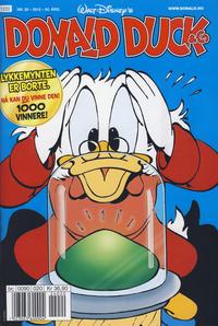 Cover Thumbnail for Donald Duck & Co (Hjemmet / Egmont, 1997 series) #20/2012