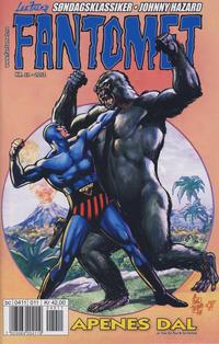Cover Thumbnail for Fantomet (Hjemmet / Egmont, 1998 series) #11/2012