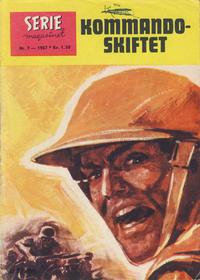 Cover Thumbnail for Seriemagasinet (Serieforlaget / Se-Bladene / Stabenfeldt, 1951 series) #7/1967
