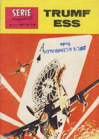 Cover Thumbnail for Seriemagasinet (Serieforlaget / Se-Bladene / Stabenfeldt, 1951 series) #5/1967