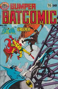Cover Thumbnail for Bumper Batcomic (K. G. Murray, 1976 series) #19