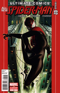 Cover Thumbnail for Ultimate Comics Spider-Man (Marvel, 2011 series) #2 [3rd Printing Variant]