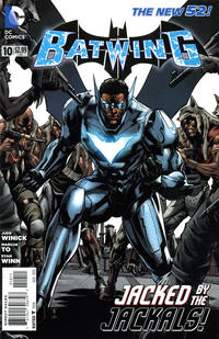 Cover Thumbnail for Batwing (DC, 2011 series) #10