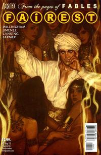 Cover Thumbnail for Fairest (DC, 2012 series) #4