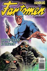 Cover Thumbnail for Fantomen (Egmont, 1997 series) #4/1998