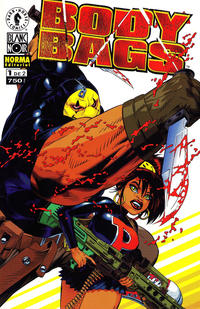 Cover Thumbnail for Body Bags (NORMA Editorial, 1997 series) #1