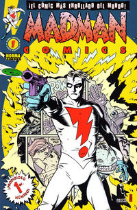 Cover Thumbnail for Madman Comics (NORMA Editorial, 1997 series) #1