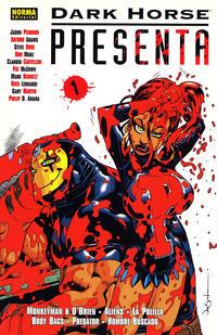 Cover Thumbnail for Dark Horse Presenta (NORMA Editorial, 2000 series)