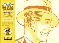 Cover Thumbnail for Dick Tracy: Las Tiras Completas (NORMA Editorial, 2008 series) #1