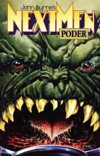 Cover Thumbnail for Next Men: Poder (NORMA Editorial, 1997 series)