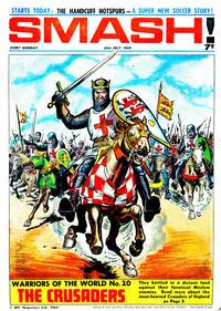 Cover Thumbnail for Smash! (IPC, 1966 series) #182