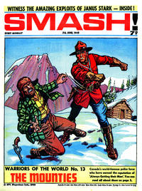 Cover Thumbnail for Smash! (IPC, 1966 series) #175