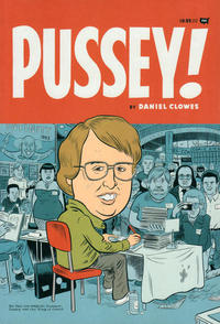 Cover Thumbnail for Pussey! (Fantagraphics, 1995 series) #[nn] - 3rd printing