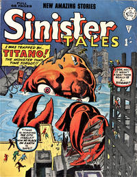 Cover Thumbnail for Sinister Tales (Alan Class, 1964 series) #1