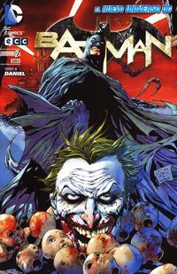 Cover Thumbnail for Batman (ECC Ediciones, 2012 series) #2