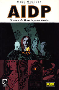 Cover Thumbnail for AIDP (NORMA Editorial, 2004 series) #2