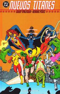 Cover Thumbnail for Clásicos DC: Nuevos Titanes (Planeta DeAgostini, 2010 series) #1