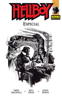 Cover Thumbnail for Hellboy Especial (NORMA Editorial, 1999 series)