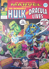 Cover Thumbnail for The Mighty World of Marvel (Marvel UK, 1972 series) #252