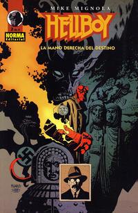 Cover Thumbnail for Hellboy (NORMA Editorial, 2002 series) #[4-2] - La Mano Derecha del Destino 2