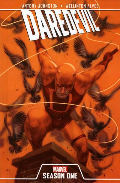 Cover for Daredevil: Season One (Marvel, 2012 series)