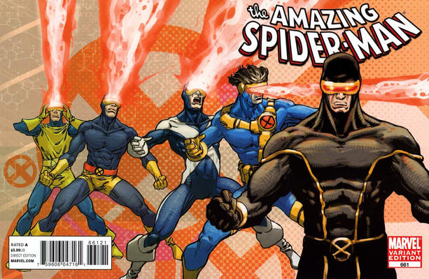 Cover for The Amazing Spider-Man (Marvel, 1999 series) #661