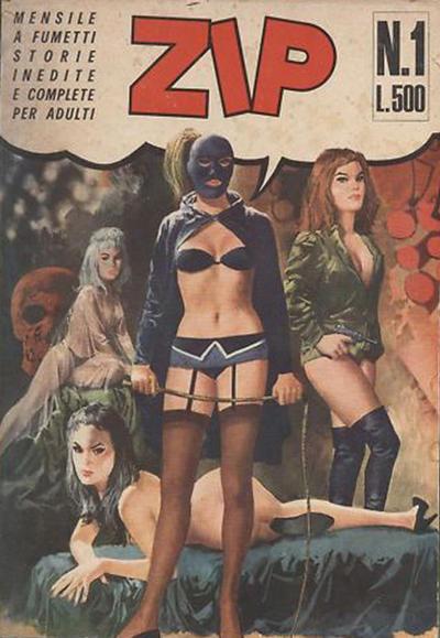 Cover for Zip (Ediperiodici, 1969 series) #1