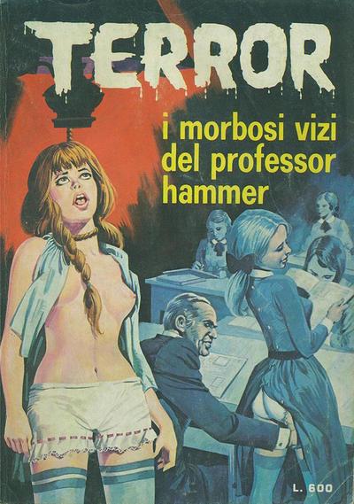 Cover for Terror (Ediperiodici, 1969 series) #81