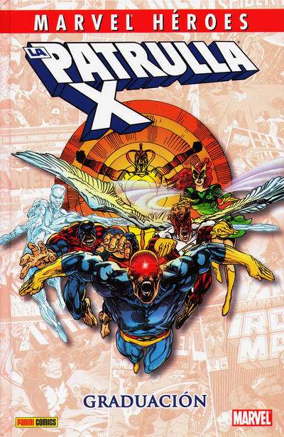 Cover for Coleccionable Marvel Héroes (Panini España, 2010 series) #21