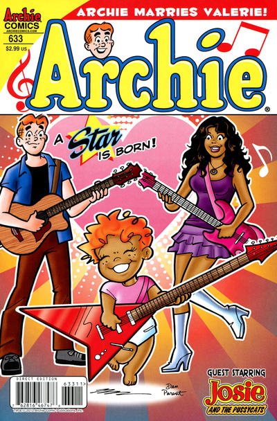 Cover for Archie (Archie, 1959 series) #633