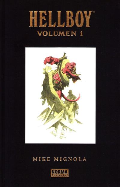 Cover for Hellboy: Edición Integral (NORMA Editorial, 2011 series) #1