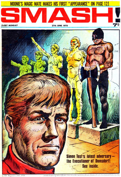 Cover for Smash! (IPC, 1966 series) #229